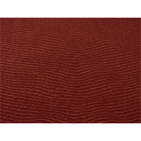 *4 YD PC--Crimson Red Wavy Rib Home Decorating Fabric