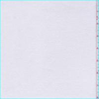 *3 YD PC--White T-Shirt Knit