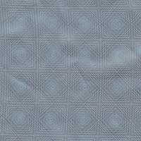 *3 PANELS--Blue Silk Panels