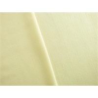*1 YD PC--Cream Wool Blend Crepe Suiting