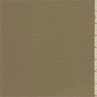 *4 YD PC--Beige Interlock Knit