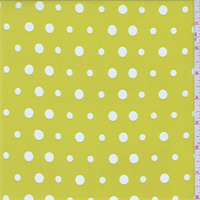 *2 1/4 YD PC--Anthracite Yellow Laser Cut Georgette