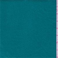 *1 1/2 YD PC--Teal Polyester Fleece