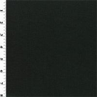 *1 YD PC--Single Sided Fleece - Black