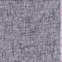 *1 YD PC--Grey/Black/White Boucle Suiting