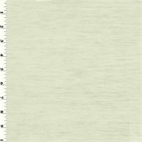 *7/8 YD PC--Cream Wool Jersey