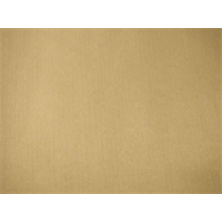 *7 YD PC--Metallic Brass Faux Leather