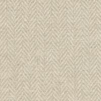*6 3/4 YD PC--Beige Herringbone Wool Jacketing
