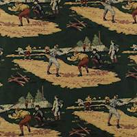 Multi Baseball Landscape Tapestry Home Decorating Fabric