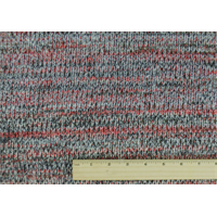 *7/8 YD PC--Multi Wool Blend Sweater Knit