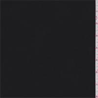 *2 YD PC--Black Rayon Jersey Knit