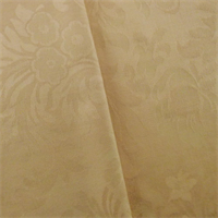 *1 YD PC--Fawn Beige JR Scott Wool Damask Home Decorating Fabric