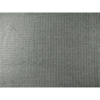 *2 7/8 YD PC--Gray Wool Blend Texture Jacketing