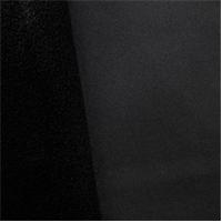 *6 YD PC--Soft Shell Fleece - Slate Gray/Black