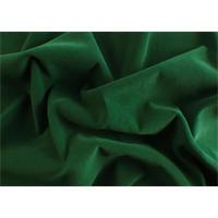 *2 YD PC--Pine Green Velveteen Home Decorating Fabric