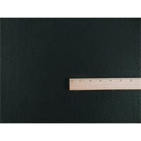 *4 YD PC--Black Wool Melton Coating