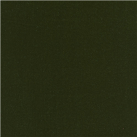 *3 3/4 YD PC--Dark Green Silk Rayon Velvet