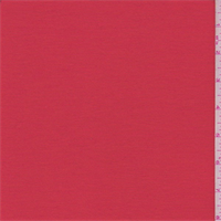 *1 YD PC--Bright Red Double Knit