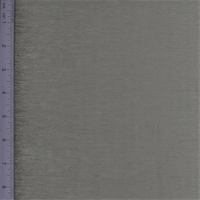 *6 YD PC--Chenille Empress Alloy Gray Home Decorating Fabric