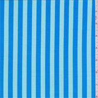 *3 YD PC--Mint/Aqua Stripe Swimwear