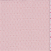*2 YD PC-Rose Pink Rayon Dobbie Shirting