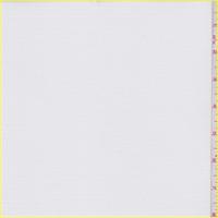 *2 3/8 YD PC--White Pique Swimwear Lining