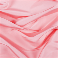 *3 YD PC--Salmon Silk Faille