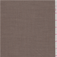 *3 YD PC--Copper Brown Suiting