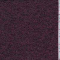 Space Dye Ruby Brushed Activewear