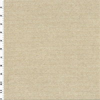 *1 YD PC--Sandy Beige Cotton/Linen Home Decorating Fabric