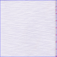 *1 3/4 YD PC--White Slubbed Sweater Knit