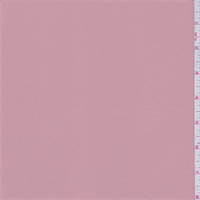 *2 YD PC--Rose Powder Polyester Jersey Knit