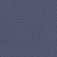 *3 1/2 YD PC--Sapphire Blue Print Silk Chiffon
