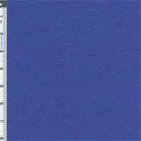 *3 3/8 YD PC--Cobalt Slub Jersey Knit