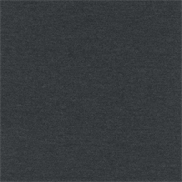 *1 YD PC--Greyish Navy Heather 1 X 1 Rib Knit