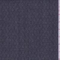 *5 3/8 YD PC--Dark Navy Diamond Denim