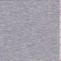Heather Grey Rayon Jersey Knit
