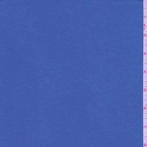 bef9cba49 Wedgewood Blue Cotton Jersey Knit - 74239