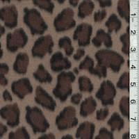 *2 YD PC--Leopard Fleece