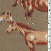 *2 1/2 YD PC--Crazy Horse Fleece