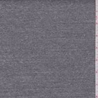Heather Nickel Grey French Terry Knit