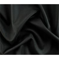*2 1/2 YD PC--Spider Black Wool Twill