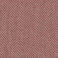 *4 YD PC--Red/Tan Herringbone Wool Suiting