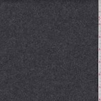 *2 3/8 YD PC--Charcoal Wool Brushed Melton
