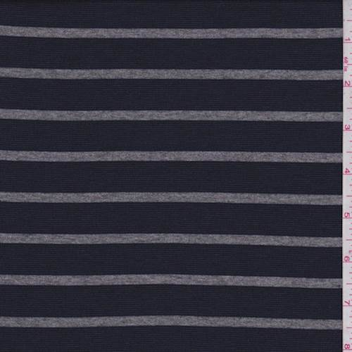 NEW Grey Colour Designer cotton Double Knit Stretch Jersey Fabric 61153cm Tommy