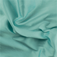 *6 YD PC--Aqua Blue Silk Taffeta Home Decorating Fabric