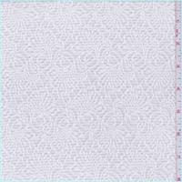 *2 1/8 YD PC--Soft Cream Jacquard Sweater Knit