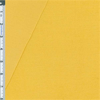 *3 YD PC--Yellow Baby French Terry Jersey Knit