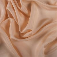 *1 YD PC--Peach Silk Habotai