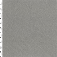 *1 YD PC--Gray Flannel Home Decorating Fabric